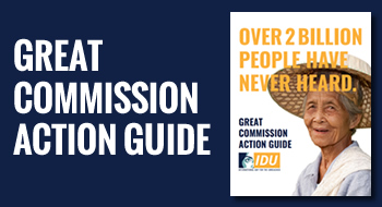 Free Great Commission Action Guide